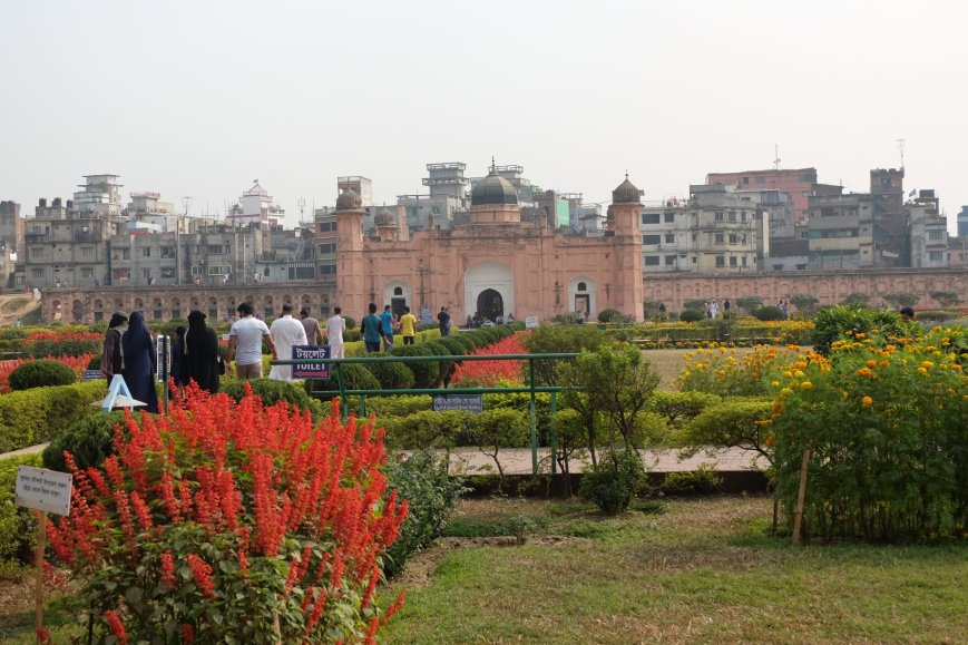 Lalbagh Fortress
