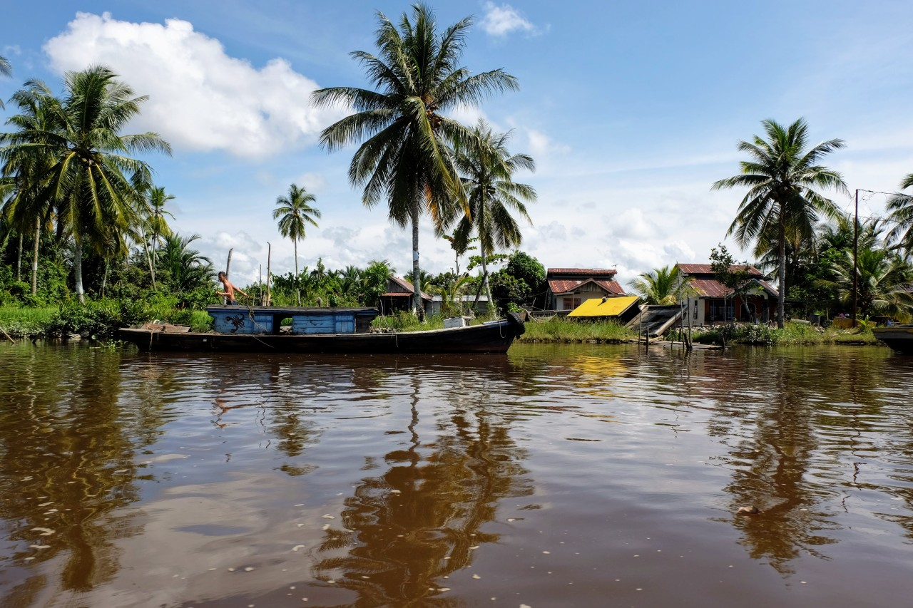 river kapuas