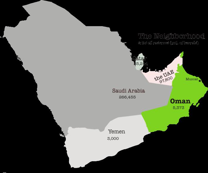 OmanMapwSpace