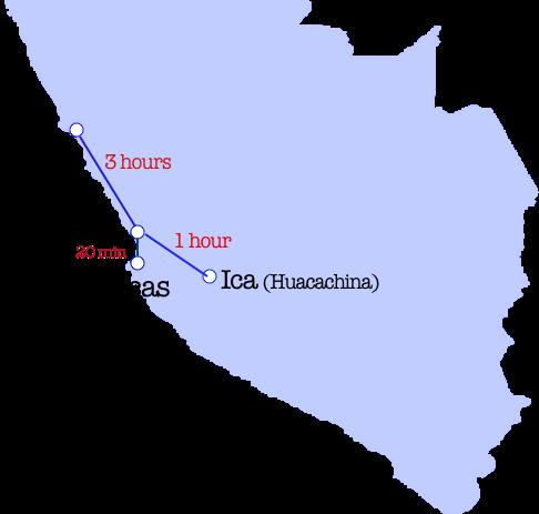 ParacasMap