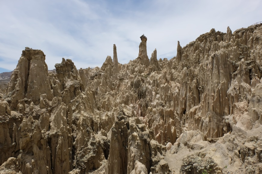 Valle de la Luna La Paz Bolivia
